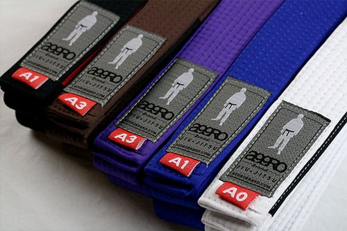 Image of AGGRO BRAND Adult Gi Belt