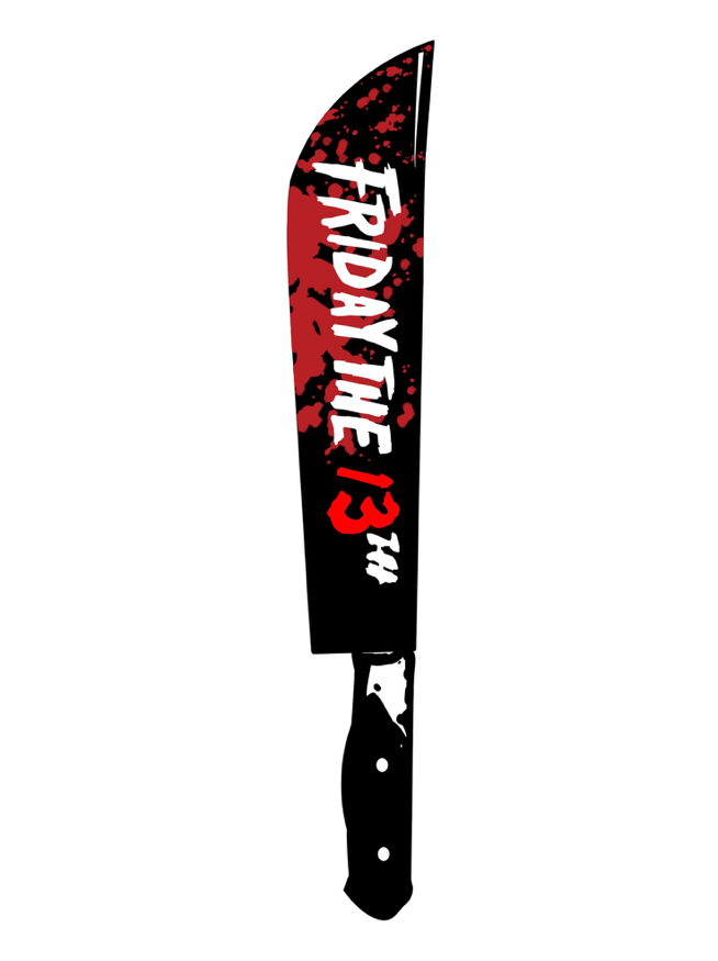 Image of F13th by Camden Noir (Blood Variant)