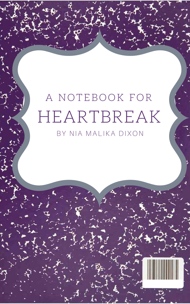 Image of A Notebook for Hearbreak