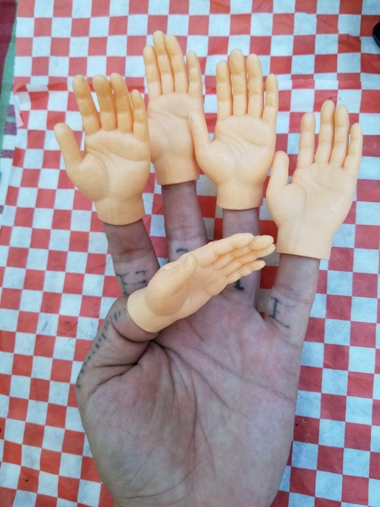 Image of MINI HAND(S)