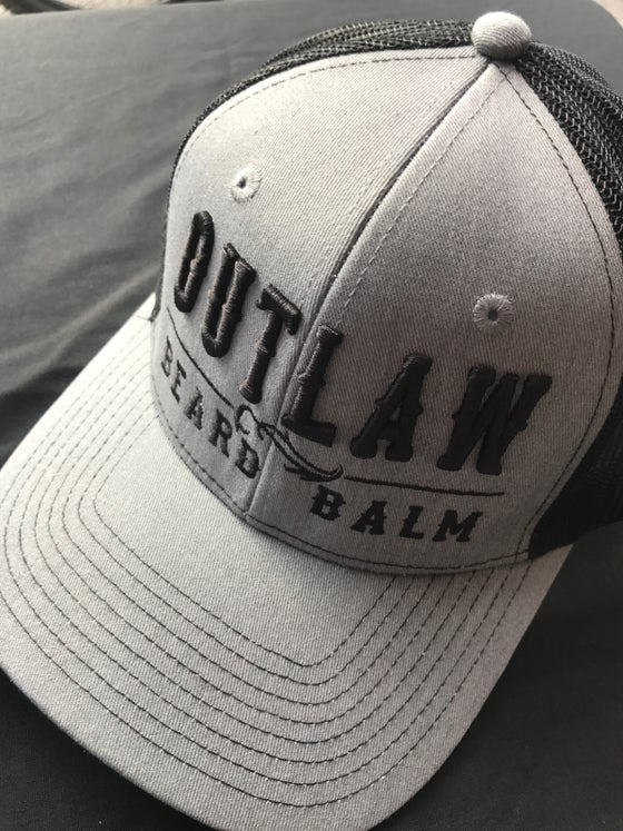 Image of OBB BLACK/GREY TRUCKER