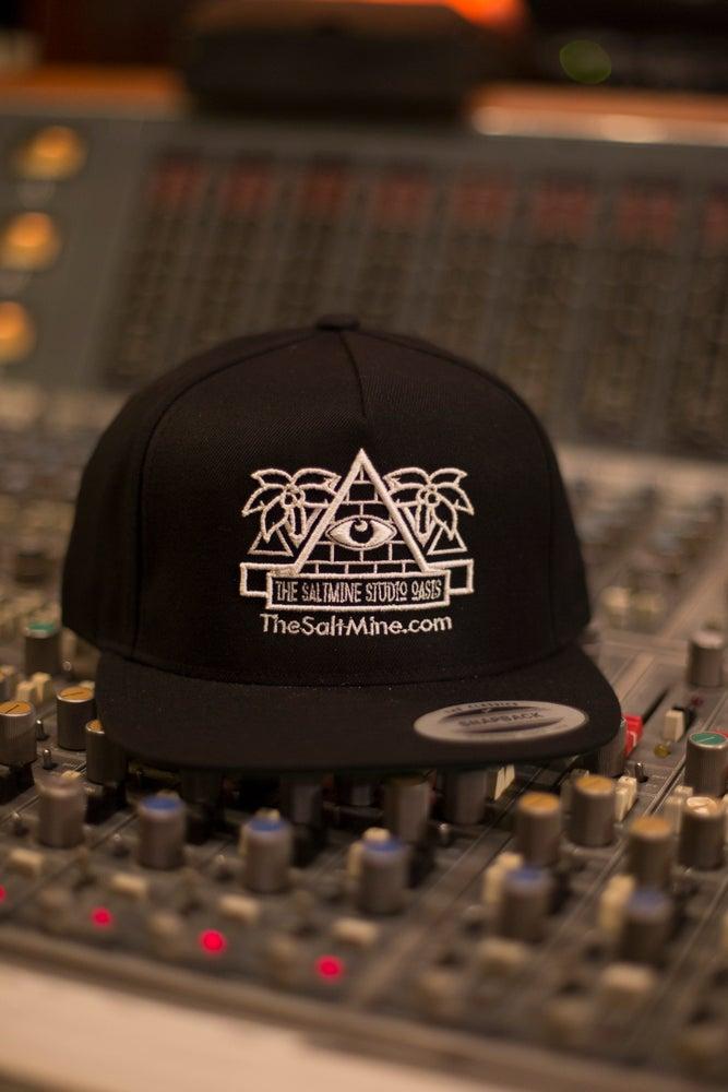 Image of Saltmine Studios Snapback Hat