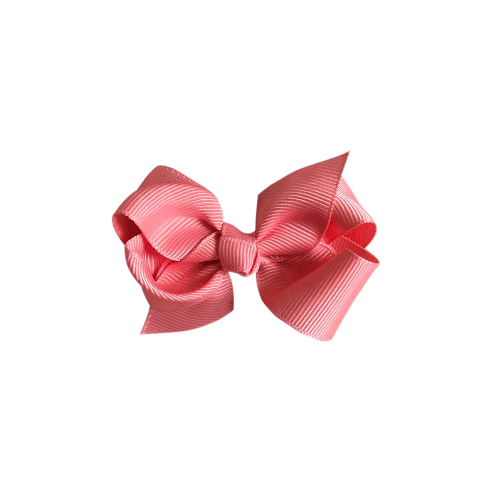 Image of Coral Bow Medium