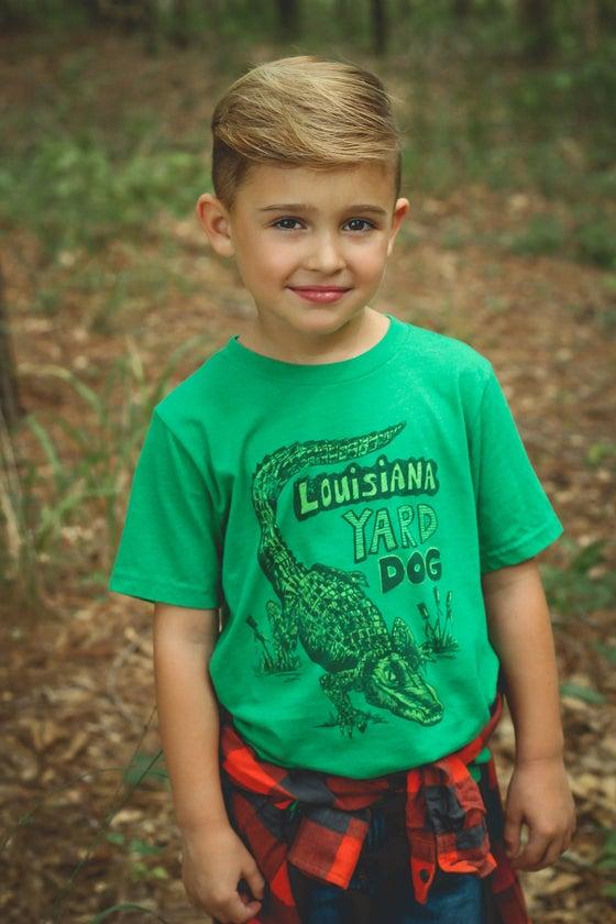 Image of Youth Louisiana Yard Dog