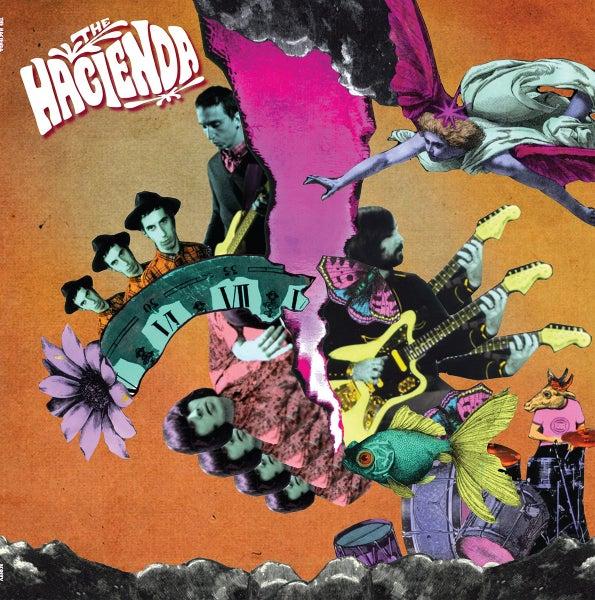 "Image of The Hacienda - The Hacienda EP 12"" Vinyl"