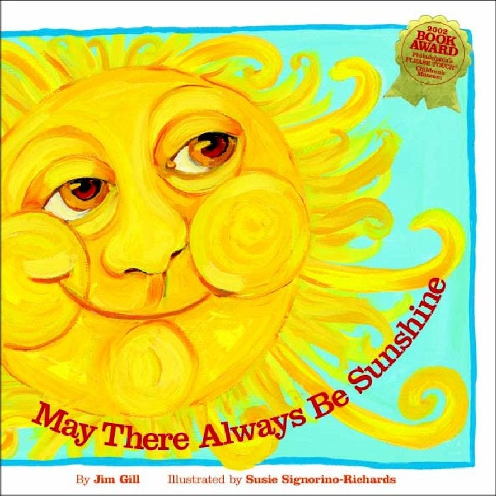 Image of May There Always Be Sunshine (Hardcover Book)