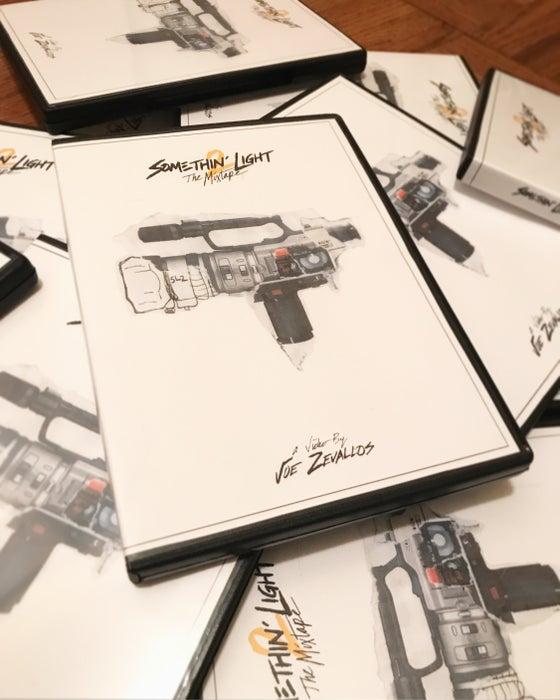 Image of SL2 the Mixtape DVD