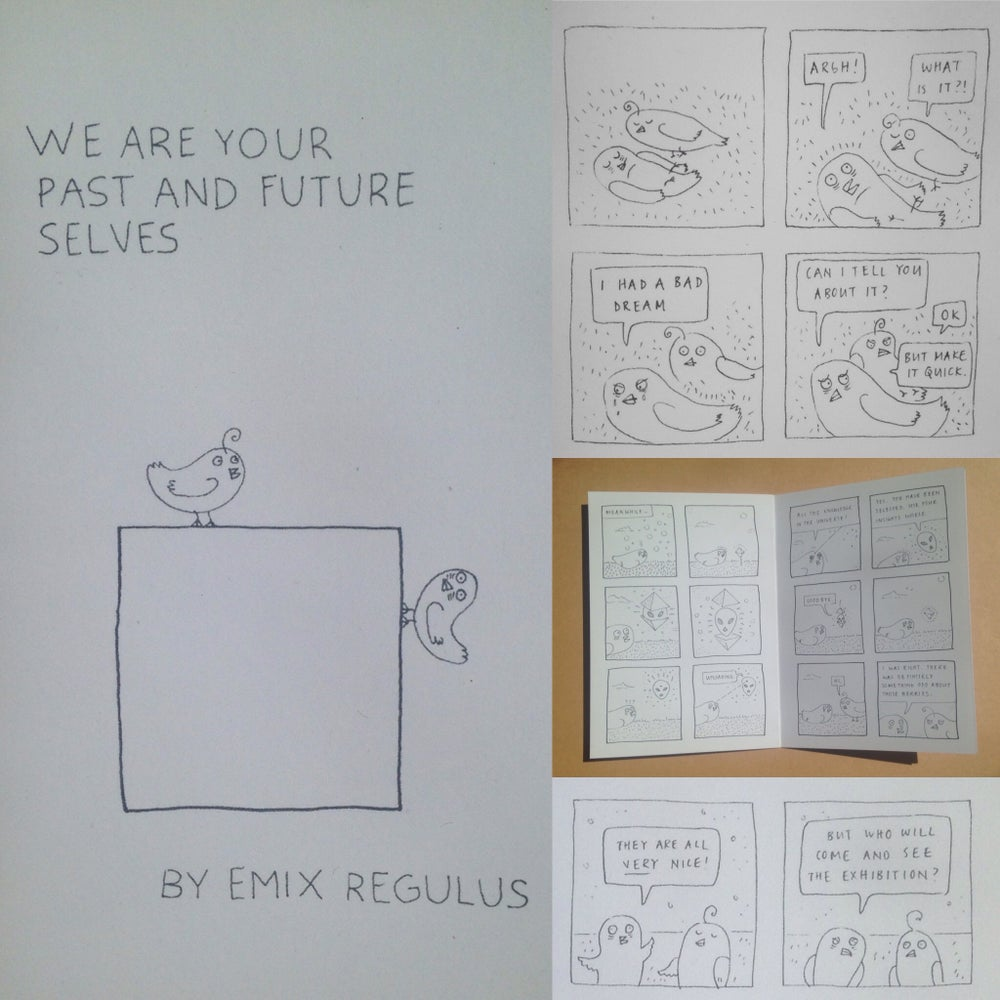 Image of Bird comics