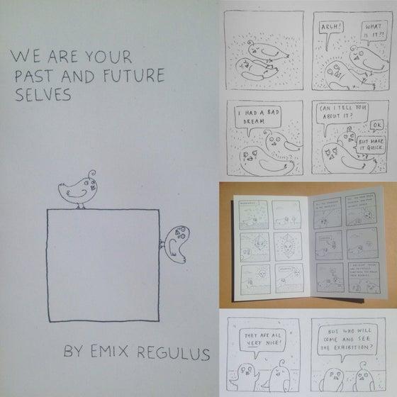 Image of Bird comics