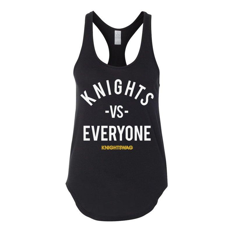 Image of Knights -VS- Everyone Tank - Black