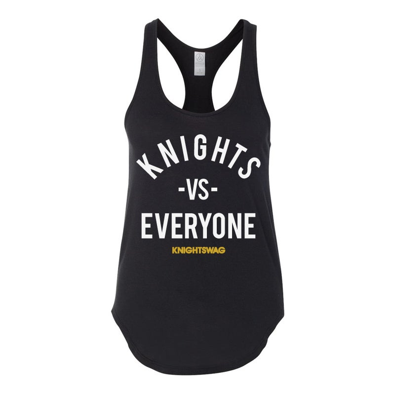 Image of Knights -VS- Everyone Tank - Black