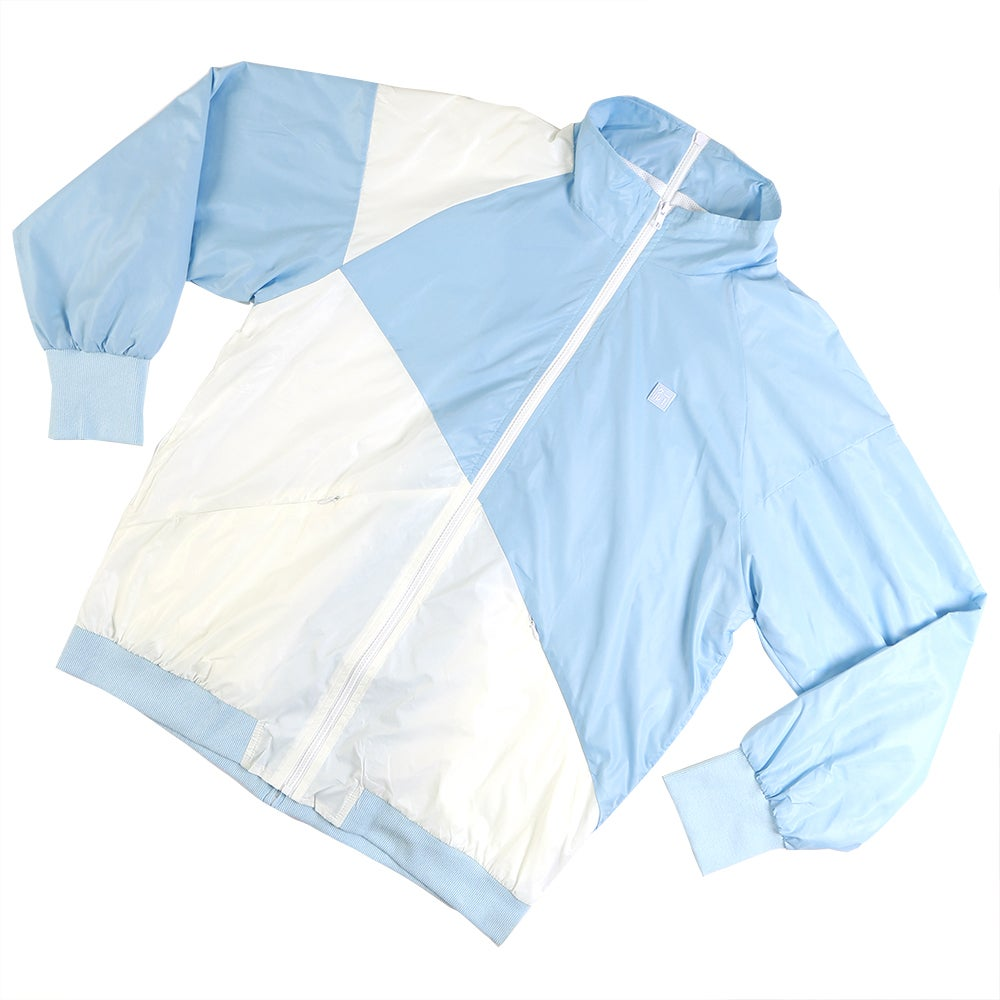 Image of The Cool Track Jacket [BLUE]