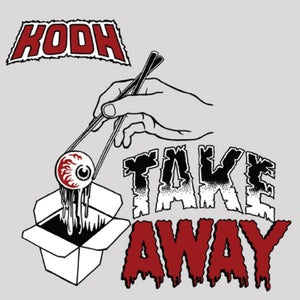 "Image of Take Away by Kodh - 7"" scratch record"