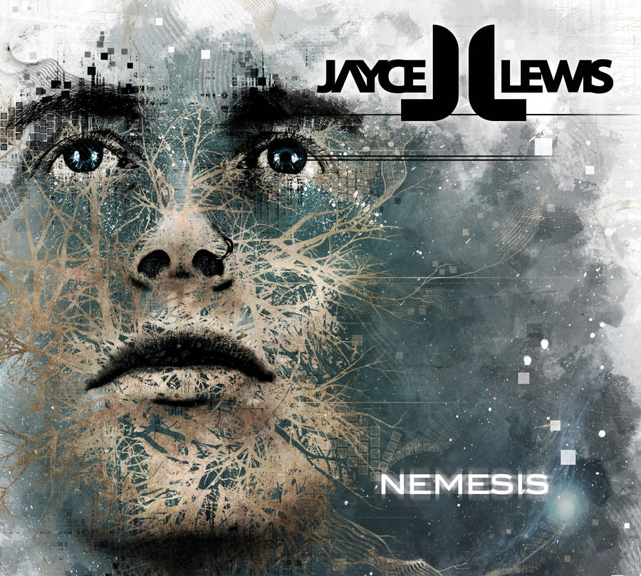 Image of Jayce Lewis - Nemesis (Special Edition) Digipack CD