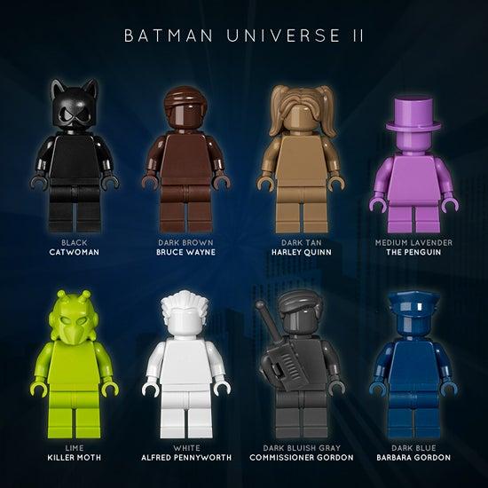 Image of BATMAN UNIVERSE II