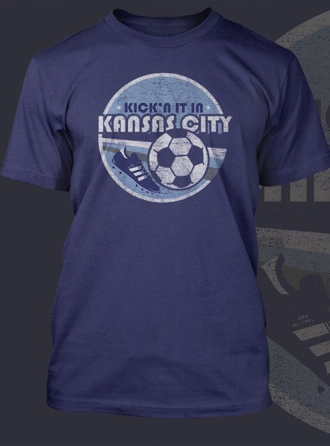 Image of Kickin' it in Kansas City Shirt