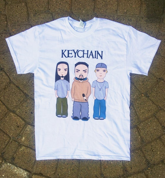 "Image of ""Bobble-Head"" WHITE T-Shirt"