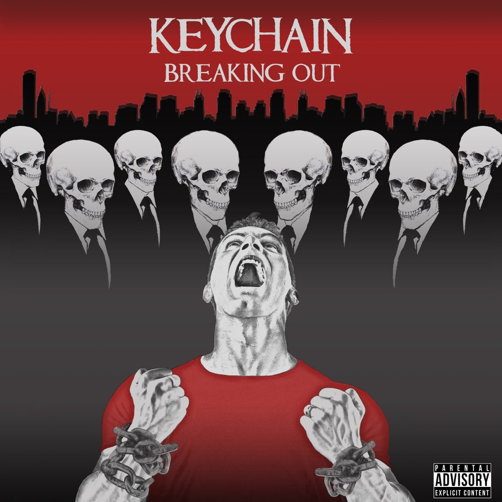 "Image of KEYCHAIN ""Breaking Out"" EP"