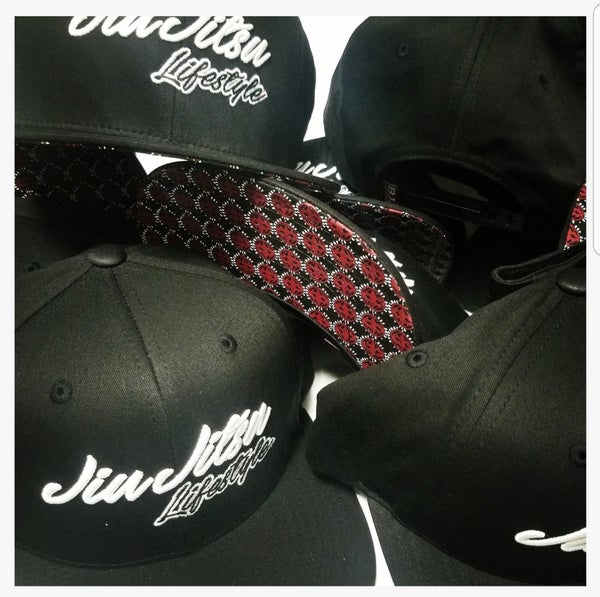 Image of BJJ EVERYDAY JIU JITSU LIFESTYLE SNAP BACK