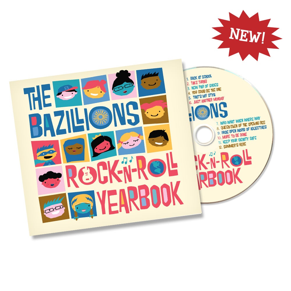 Image of CD: Rock-N-Roll Yearbook