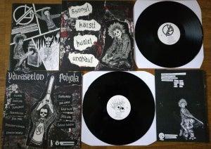 Image of YDINASEETON POHJOLA - Synnyt, Kärsit, Kuolet, Unohdut LP
