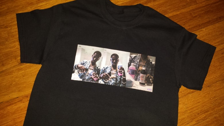 "Image of Siplean x Young Dolph ""Sequence"" Tee"