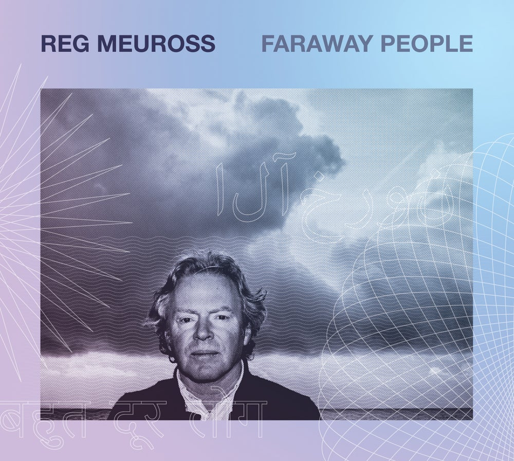 Image of Faraway People Reg Meuross CD