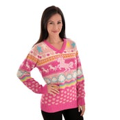Image of Magical Unicorn Knitted Jumper