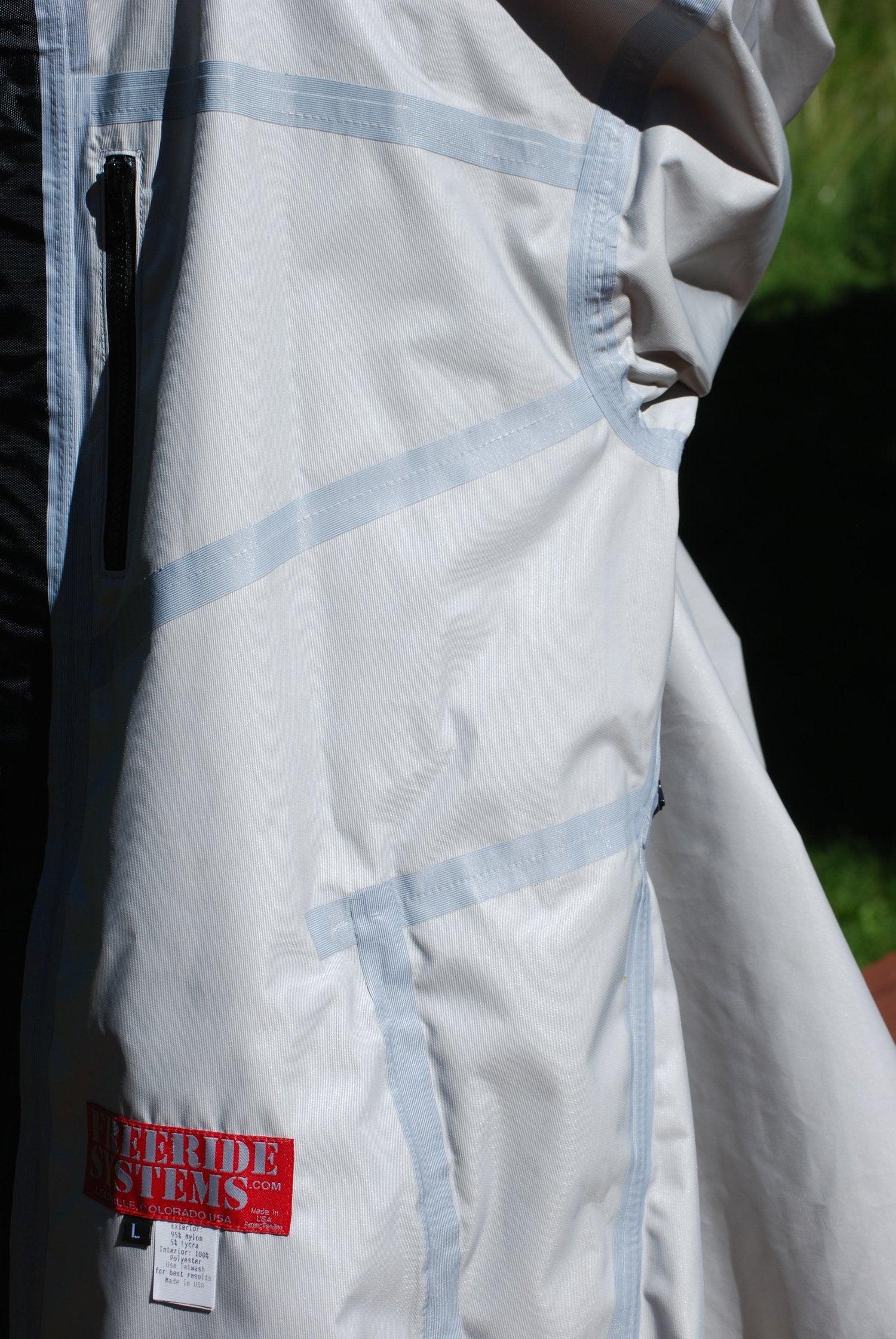 Image of Antero II Plus Hardshell Polartec Neoshell Jacket Red
