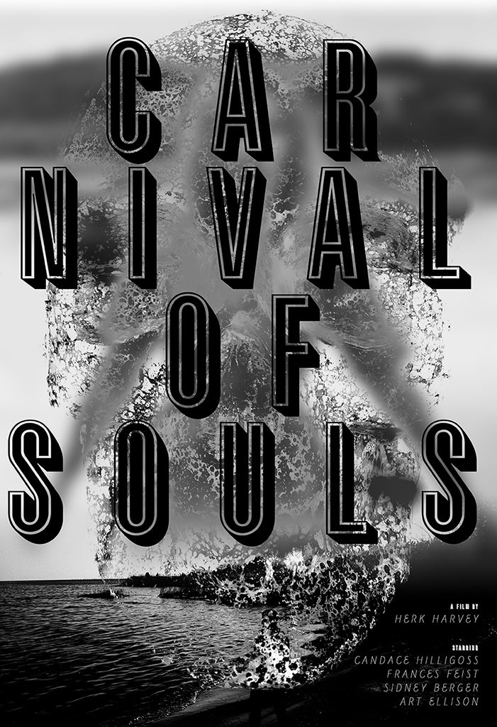 """Image of Poster for """"Carnival of Souls"""""""