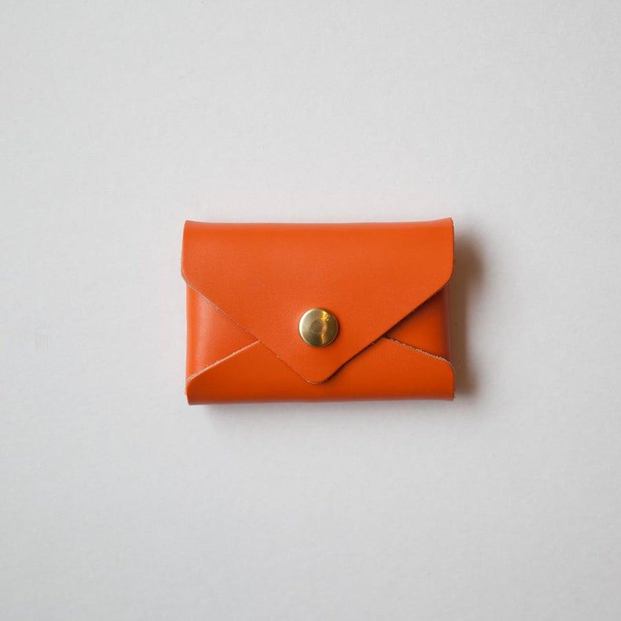 Image of Orange Card Envelope