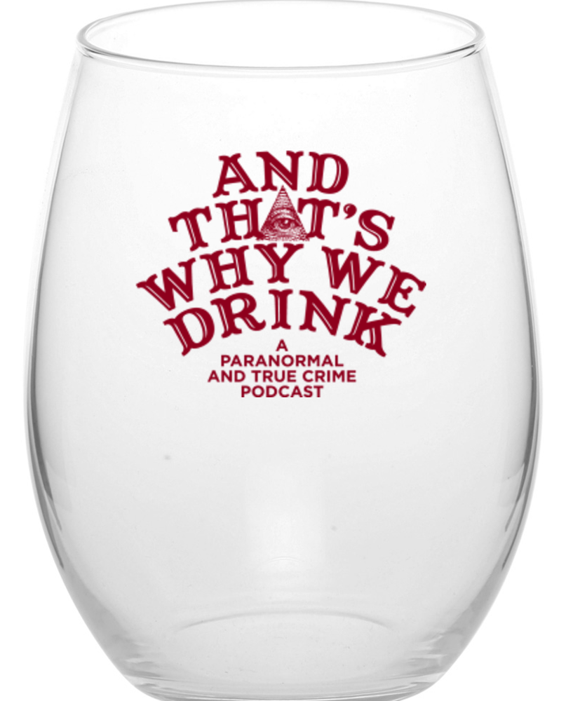 Image of ATWWD Wine Glass - SHIPS JANUARY 2018