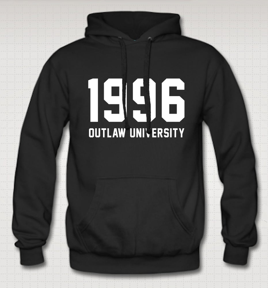 Image of 1996 Hoodie - Comes in Red, Black, Grey, Navy Blue-CLICK HERE TO SEE ALL COLORS