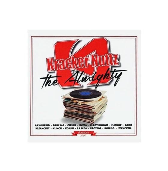 Image of Kracker Nuts - txscratchleague (7 inch vinyl)