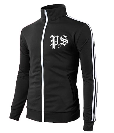 Image of Athletic Zip up / Track Jacket