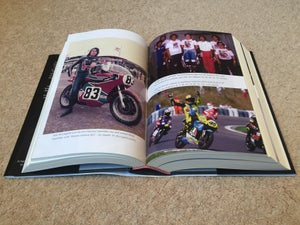 Image of Zen & the Art of Motorcycle Racing    HARDBACK AND SIGNED!
