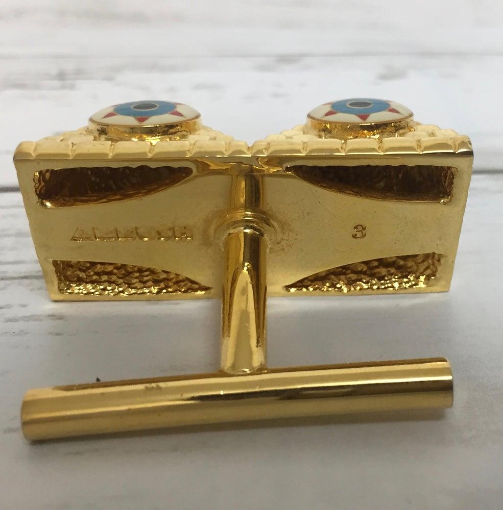 Image of AMBUSH EYE AM NOT ALONE RING Gold