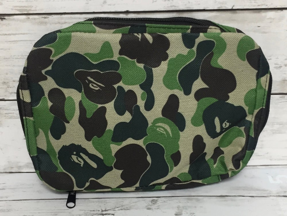 Image of Bape abc Camo Clutch