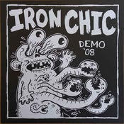 "Image of Iron Chic - Demo '08 12"" Euro Tour Press/300"
