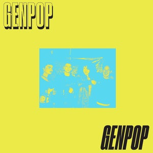 """Image of GEN POP - 'On The Screen' 7"""" EP"""