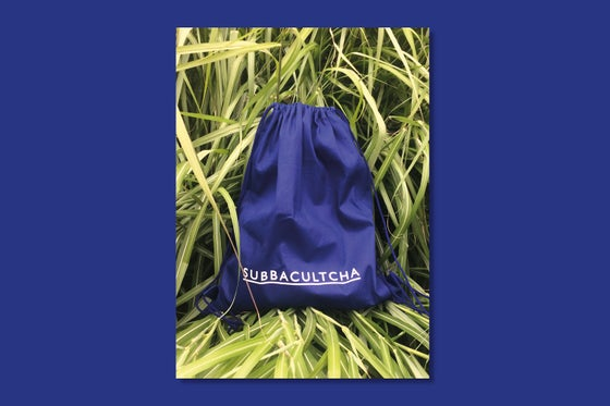 Image of The Blue Bag