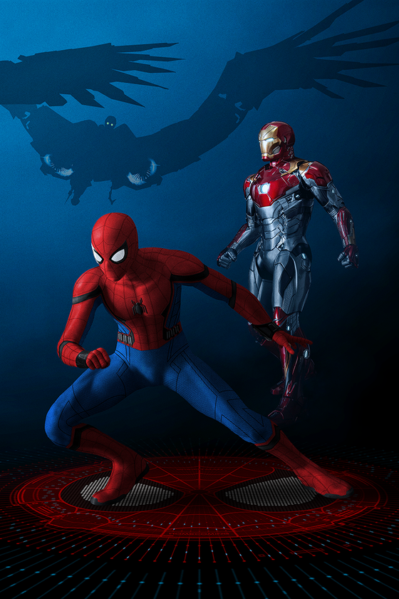 Image of Team Spidey