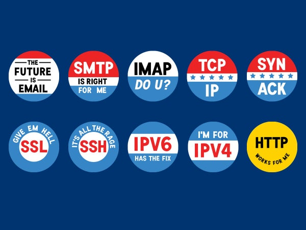 Image of Pro-tocol Stickers
