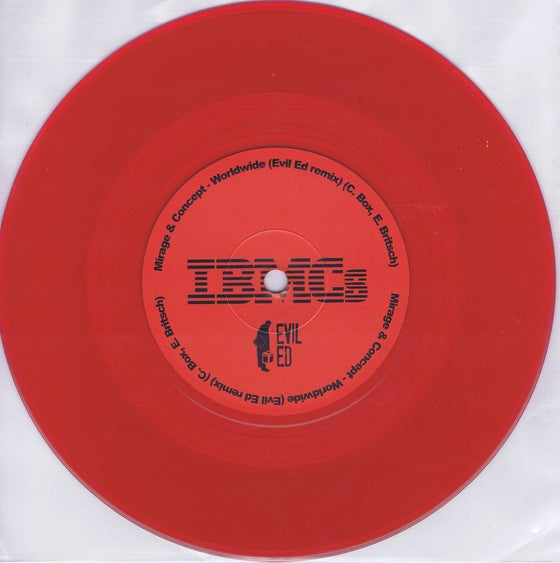 Image of IBMCs 7 inch 3