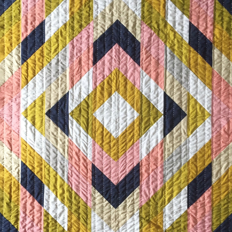 Image of Diamond Quilt