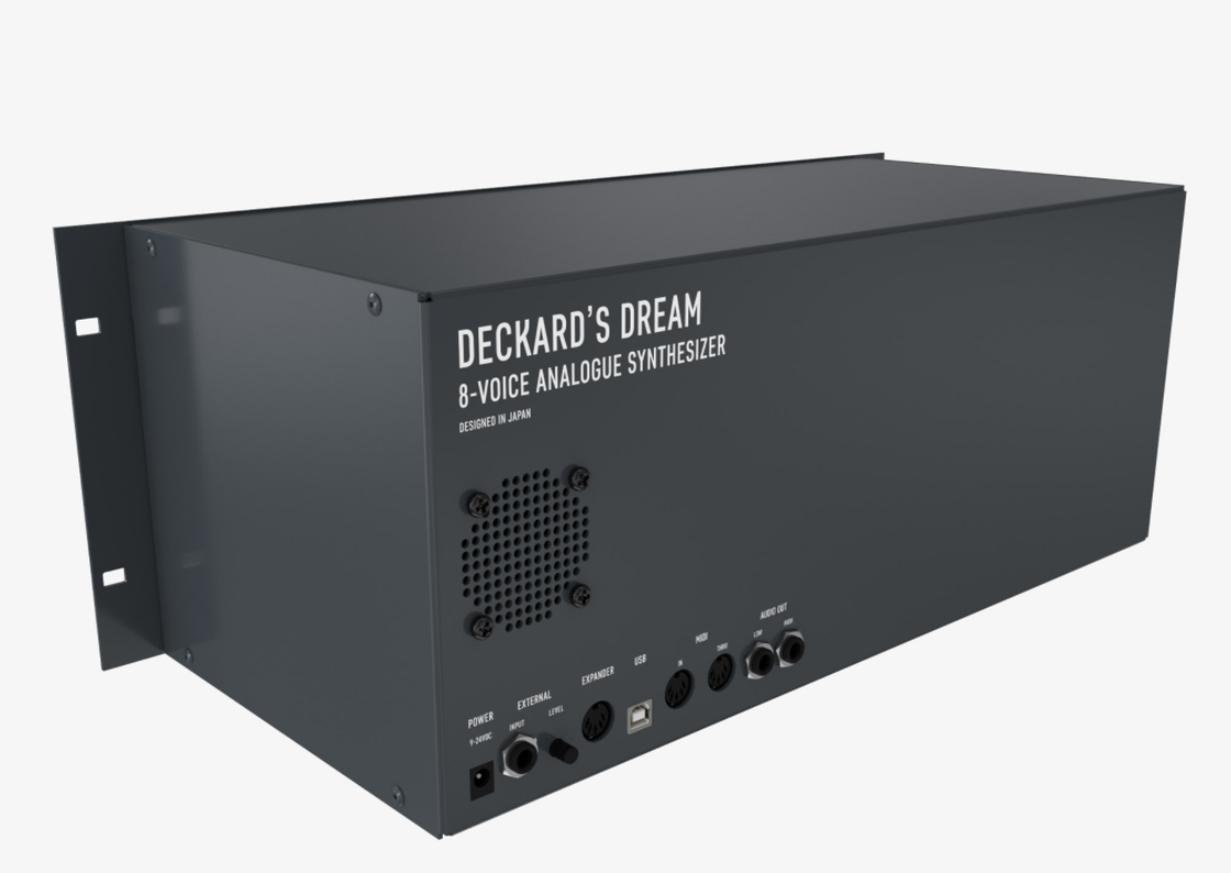 Image of Deckard's Dream (Pre order) Front panel and Rack Case