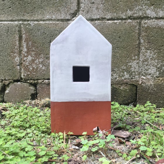 Image of Home Ceramic Sculpture
