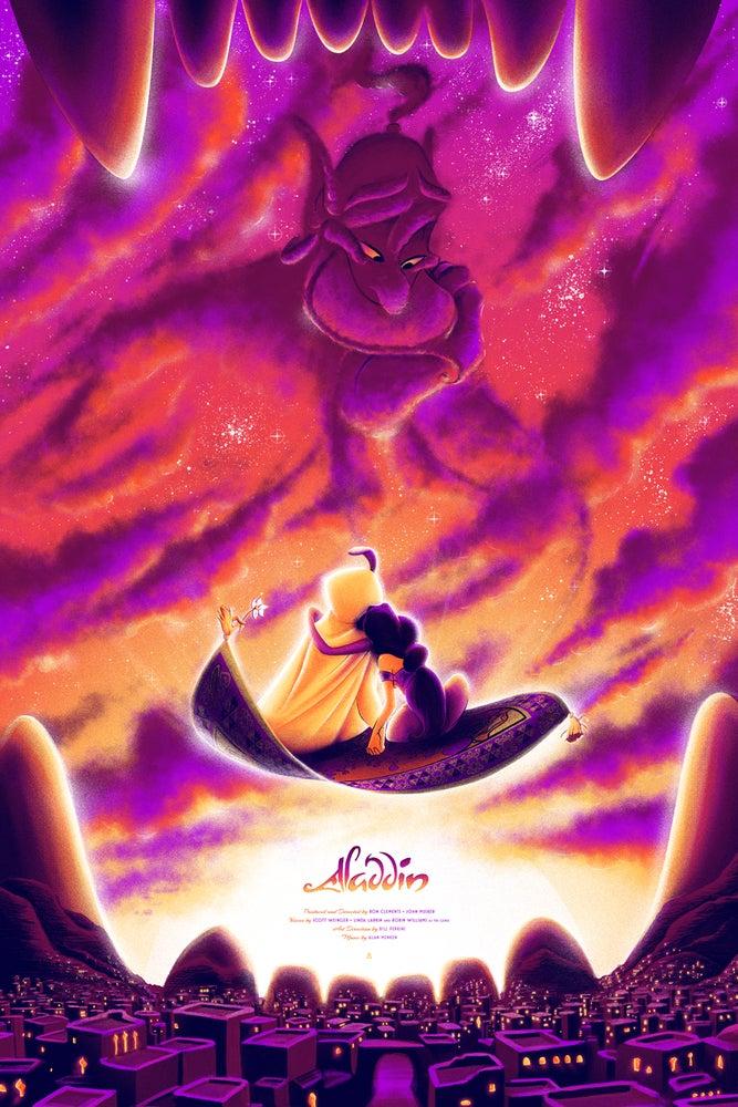 Image of Aladdin - Artist Proofs