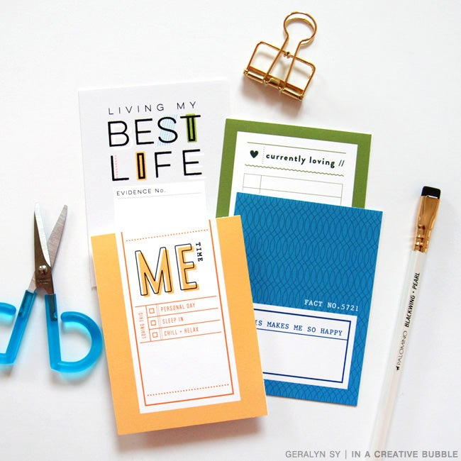 Image of Me Time Journaling Cards (Digital)