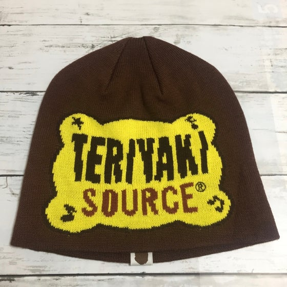 Image of BAPE × NIGO TERIYAKI Source BAPE SKULLY BEANIE Rare